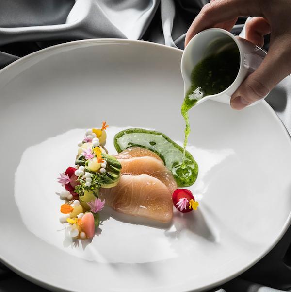 Amberjack | Signature Dishes | Christian Bau