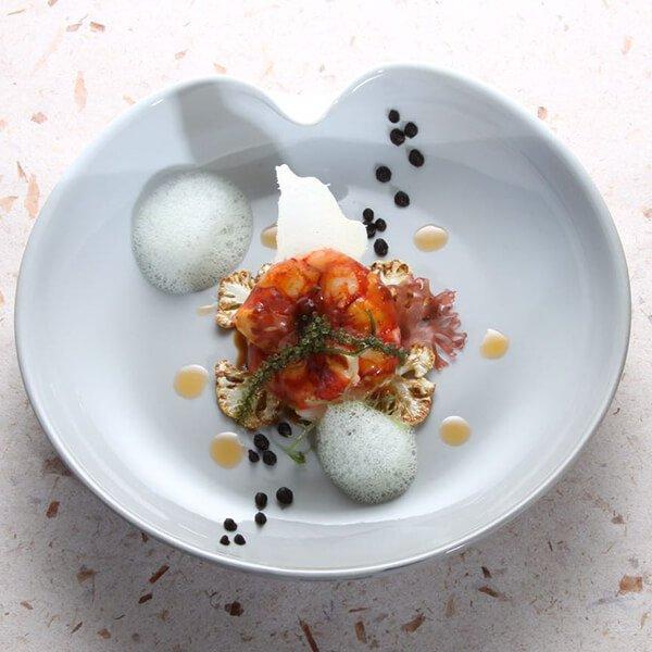 Roter Gamberoni | Signature Dish | Christian Bau