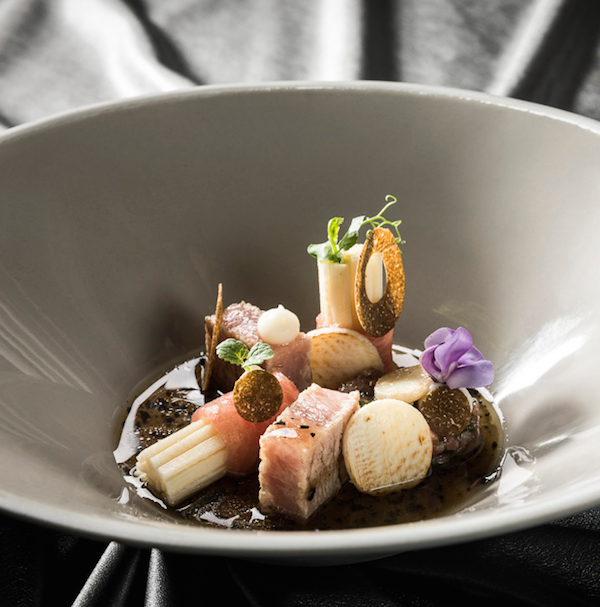 Tuna-Torro | Signature Dishes | Christian Bau