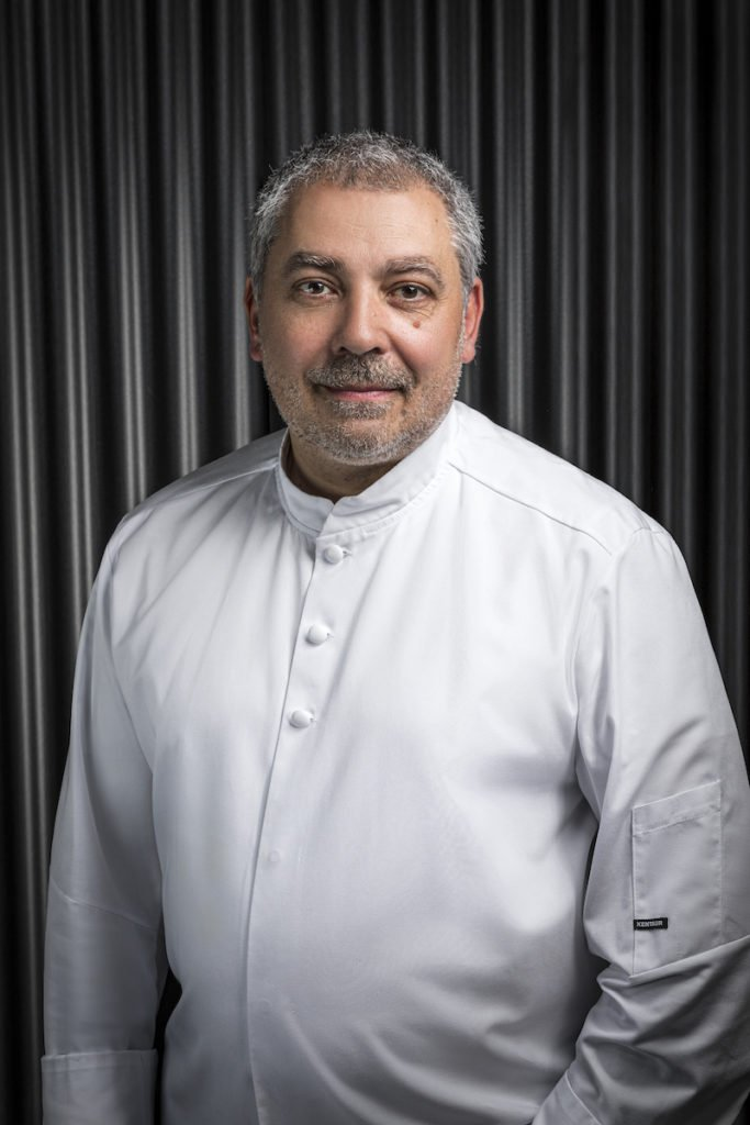Küchenchef im Restaurant Victor's Fine Dining | Christian Bau